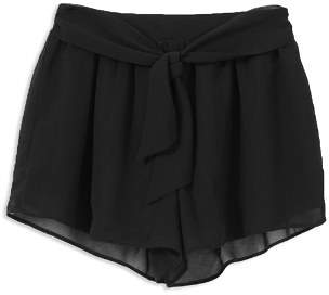 Habitual Girls' Bridget Tie-Front Shorts - Big Kid