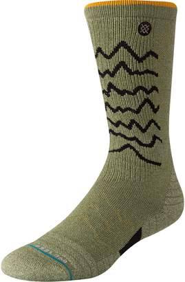 Stance Thunder Valley Trek Sock - Men's