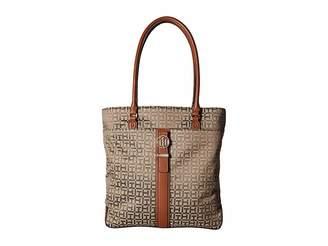 Tommy Hilfiger Evanna North/South Tote Tote Handbags