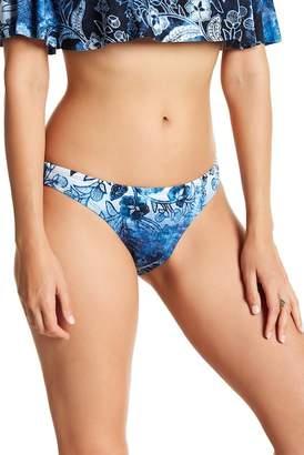 Bikini Lab The Indigo Skimpy Hipster Bikini Bottoms