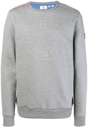 Rossignol logo print sweatshirt