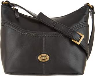 Tignanello Vintage Leather Convertible Crossbody- Crosby