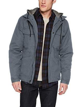 Zoo York Men's Hooded Jacket