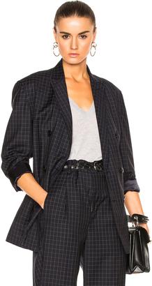 3.1 phillip lim Lightweight Wool Suiting Blazer $850 thestylecure.com