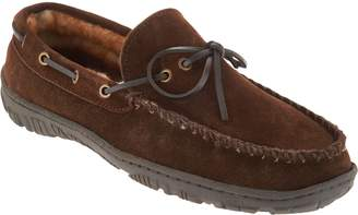 Clarks Suede Men's Moccasin Slippers