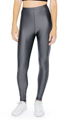 American Apparel Shiny Legging $34 thestylecure.com