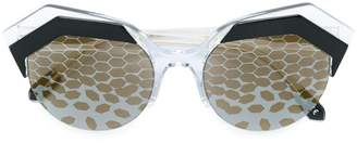 Bulgari Serpent Eyes sunglasses