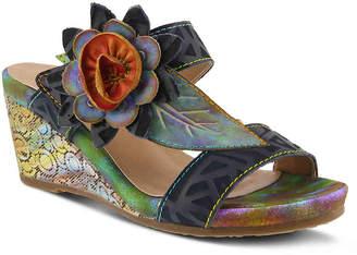 Spring Step L'Artiste by Shayla Wedge Sandal - Women's