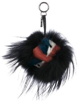Fendi Dragoo Bag Bug Charm