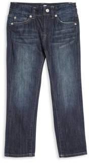 Toddler's & Little Boy's Slimmy Jeans