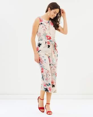 Wallis Wonderland Floral Jumpsuit