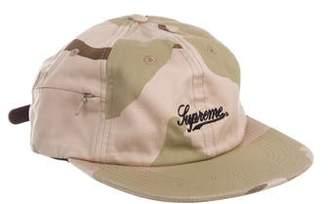 Supreme 2018 Desert Camo Hat w/ Tags