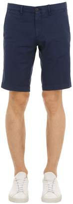 Moncler Cotton Twill Shorts