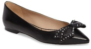 Women's Sam Edelman Raisa Bow Flat $119.95 thestylecure.com