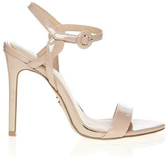 0f6e0f3194d Nude Heeled Sandals - ShopStyle UK