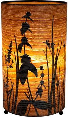 Micky & Stevie Meadow Cylinder Table Lamp