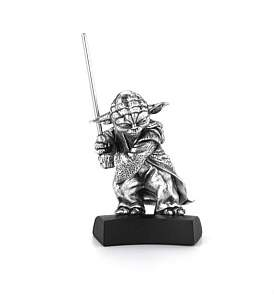 Royal Selangor Star Wars Yoda Small Figurine