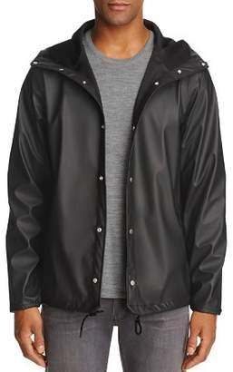 Herschel Coach Hooded Rain Jacket