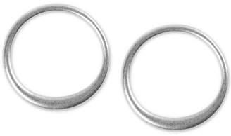 Lucky Brand Hoop Stud Earrings