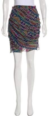 Mara Hoffman Silk Knee-Length Skirt