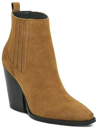 KENDALL + KYLIE Colt Suede Ankle Boots