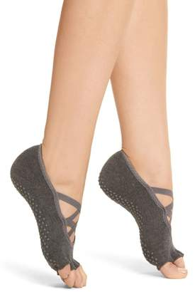 ToeSox Elle Half Toe Gripper Socks