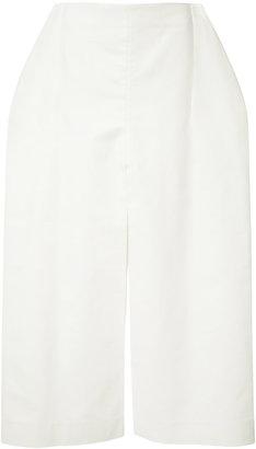 Jacquemus Le Pantacourt Jupe trousers $635.23 thestylecure.com