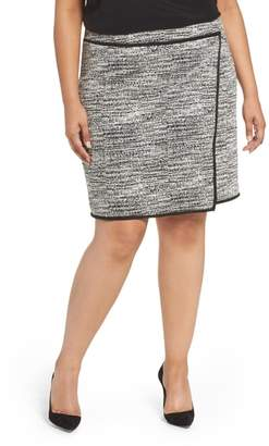 Foxcroft Blithe Double Knit Skirt