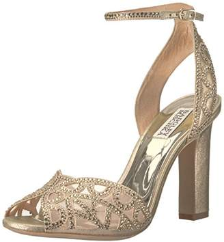 Badgley Mischka Women's Hart Heeled Sandal