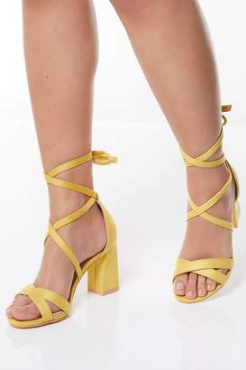 ece59834ffc Quiz Yellow Fashion for Women - ShopStyle UK