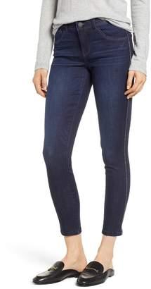 Wit & Wisdom Ab-Solution Side Trim Ankle Jeans