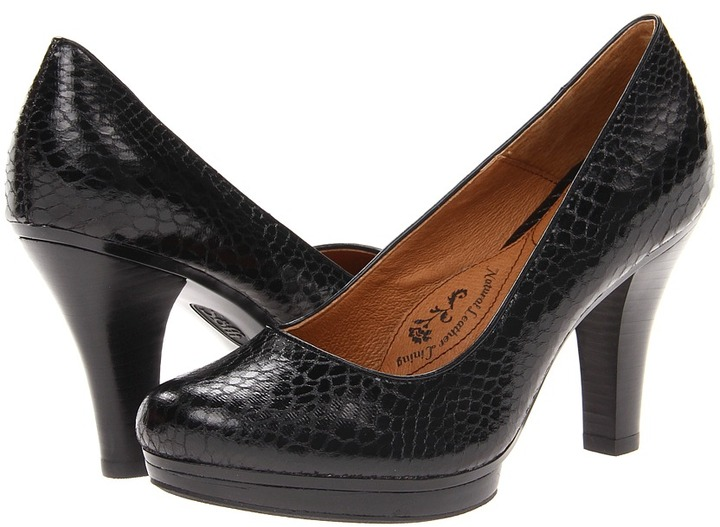 Sofft Broadway (Black Snake Print) - Footwear