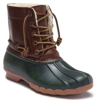 Seven7 Speyside Fleece Lined Duck Boot