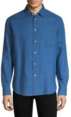 Rag & Bone Long-Sleeve Beach Shirt