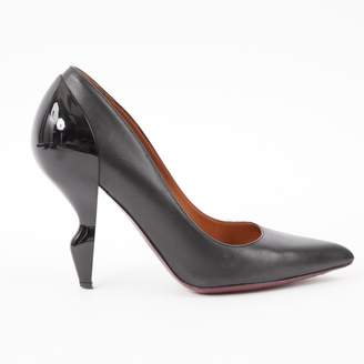 Other Stories Black Leather Heels
