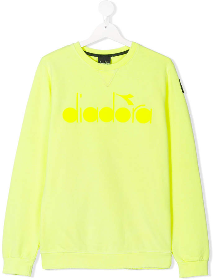 Diadora Junior TEEN logo sweatshirt
