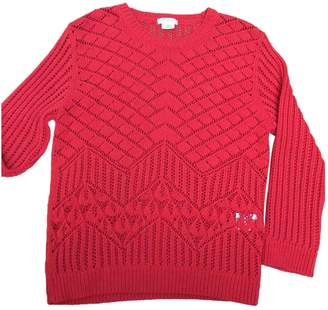Urban Outfitters Red Cotton Knitwear for Women