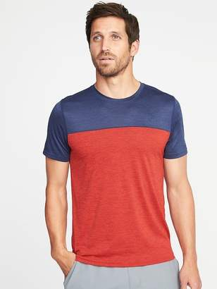 Old Navy Go-Dry Color-Block Tee for Men