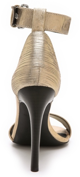 Tibi Carine Single Band Sandals