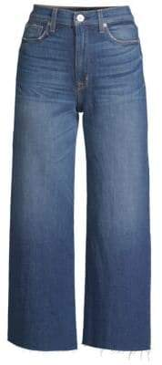 Hudson Holy High-Rise Cropped Jeans