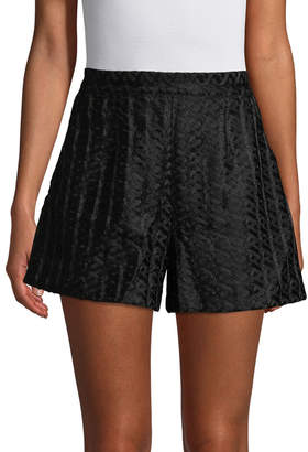C/Meo COLLECTIVE Women's Tonal Print Shorts