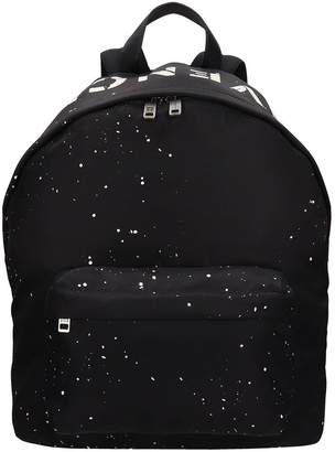 Givenchy Urban Black Nylon Backpack