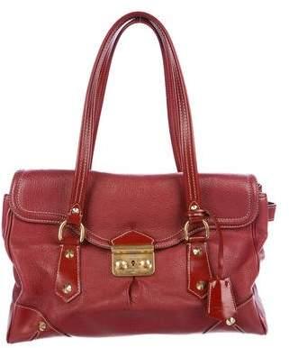 Louis Vuitton Suhali L'Absolu de Voyage Bag