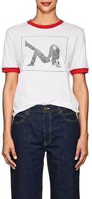 Calvin Klein Women's Graphic Cotton T-Shirt