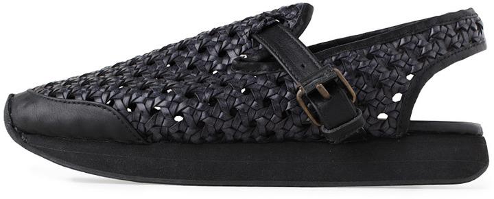 Rachel Comey Belico Woven Slingback Sandal