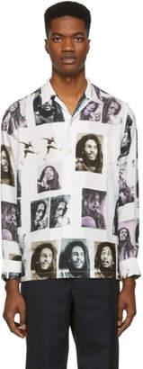 Wacko Maria Multicolor Bob Marley Edition Hawaiian Shirt