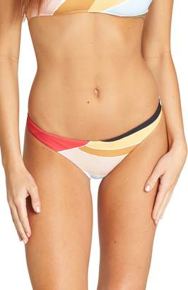Billabong Sungazer Tropic Low Rider Bikini Bottoms