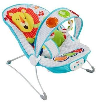 Fisher-Price Kick 'N Play Musical Bouncer, Jungle Beats