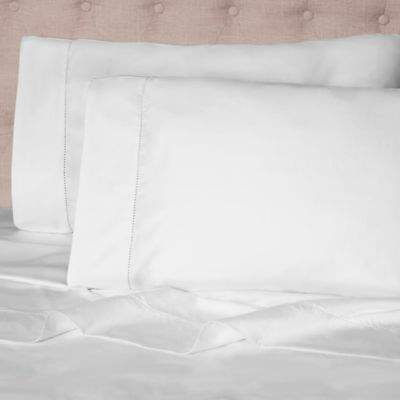 Notting Hill Solid 400-Thread-Count Sheet Set