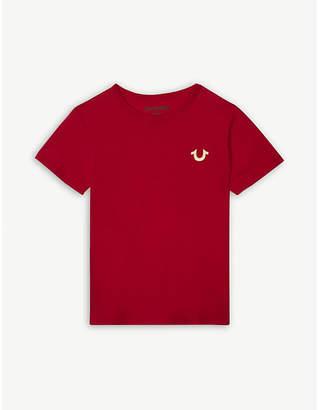 True Religion Buddha logo cotton T-shirt S-XL